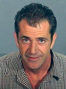 Mel Gibson 2006 mugshot