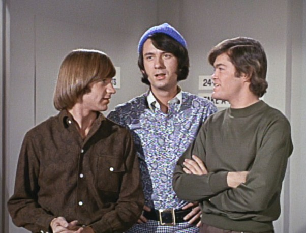 Monkees trio color