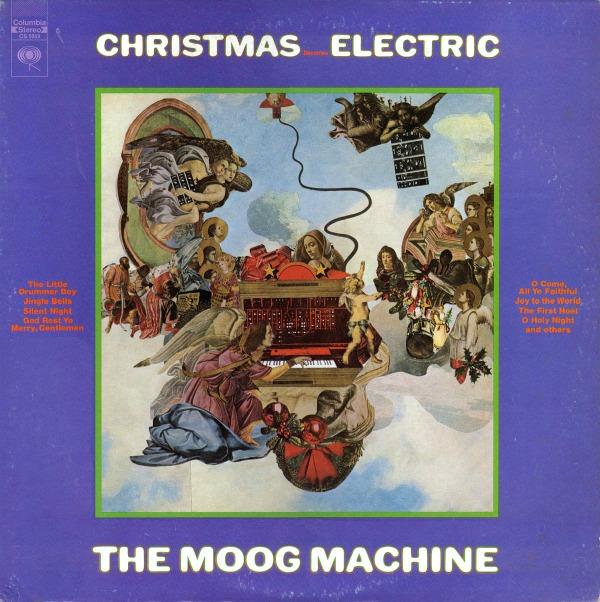 """The Moog Machine, """"Christmas Becomes Electric"""""""