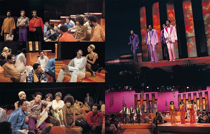 Motown collage
