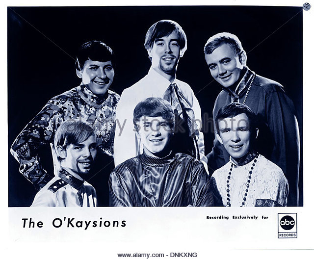 The O'Kaysions