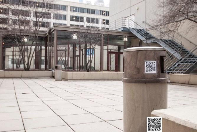 Ratchet QR Code art jacks up Chicago real estate prices