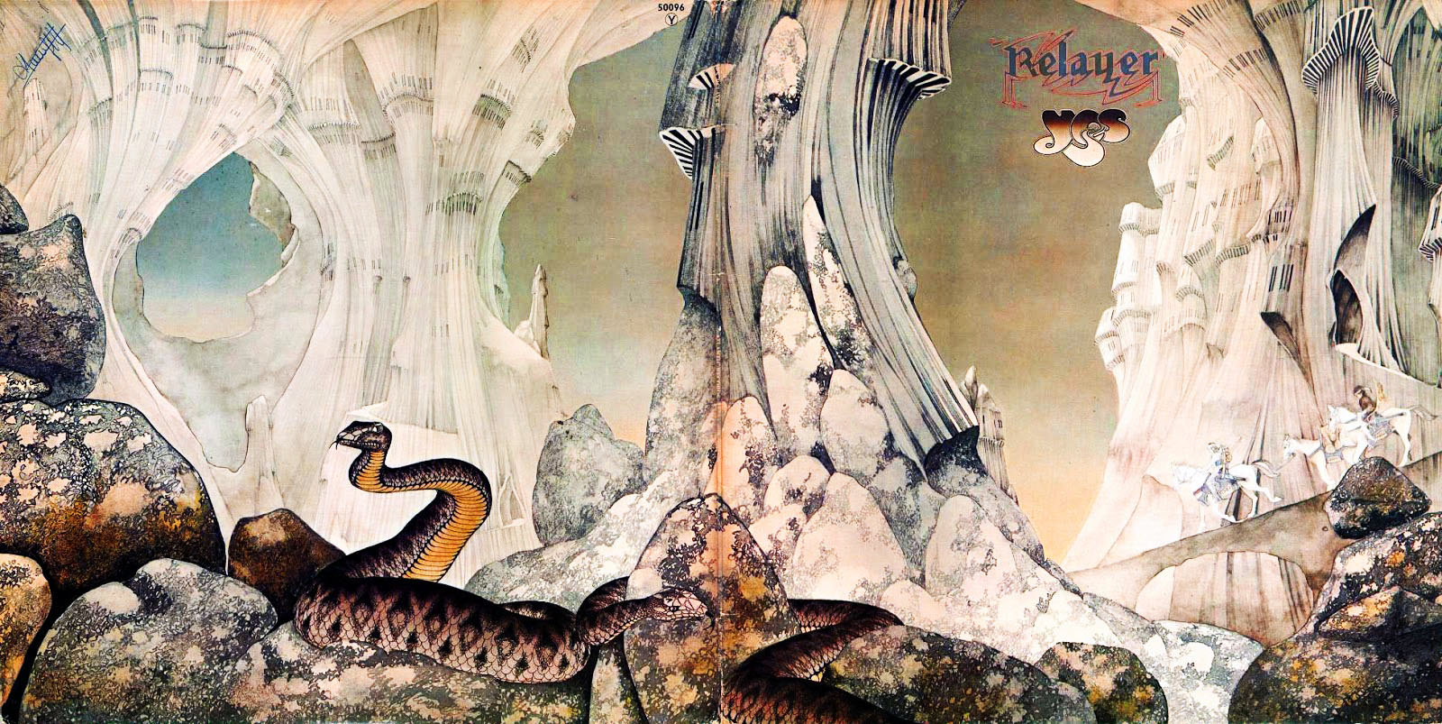 Popdose Prime: Top 10 Roger Dean Album Covers