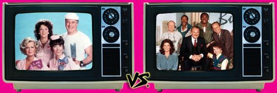 '80s Sitcom March Madness - Alice vs. Buffalo Bill