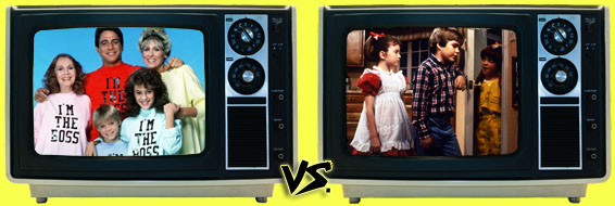 '80s Sitcom March Madness - Who's the Boss? vs. Small Wonder