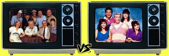 '80s Sitcom March Madness - Archie Bunker's Place vs. Empty Nest