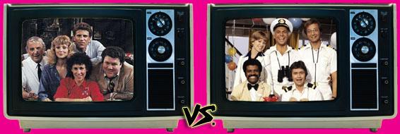 '80s Sitcom March Madness - (1) Cheers vs. (8) The Love Boat