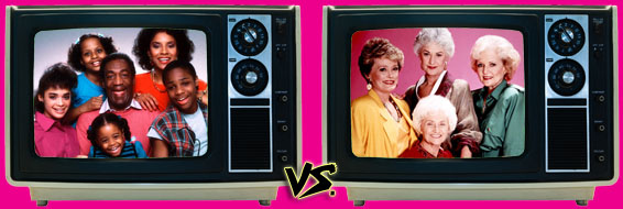 '80s Sitcom March Madness - (1) The Cosby Show vs. (5) The Golden Girls