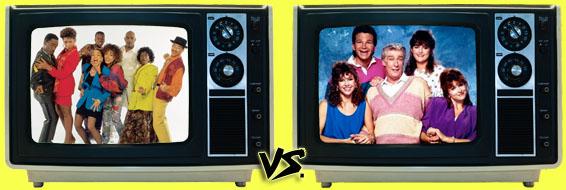 '80s Sitcom March Madness - (2) A Different World vs. (10) Empty Nest