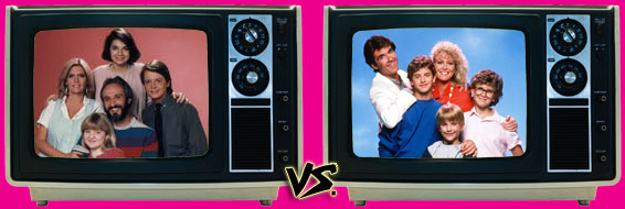 '80s Sitcom March Madness - (2) Family Ties vs. (7) Growing Pains