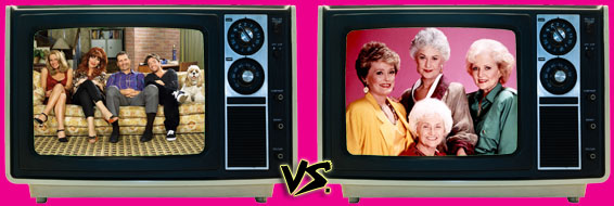'80s Sitcom March Madness - (4) Married… With Children vs. (5) The Golden Girls