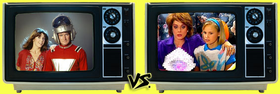 '80s Sitcom March Madness - Mork & Mindy vs. Out of This World