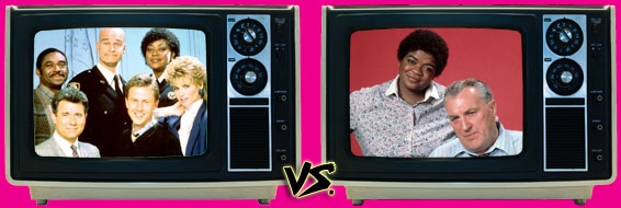 '80s Sitcom March Madness - Night Court vs. Gimme a Break!