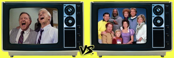 '80s Sitcom March Madness - Police Squad! vs. The Charmings