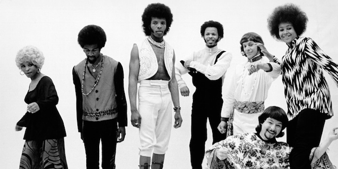 Soul Serenade - Sly & the Family Stone