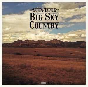 Sofia Talvik - Big Sky Country - cover