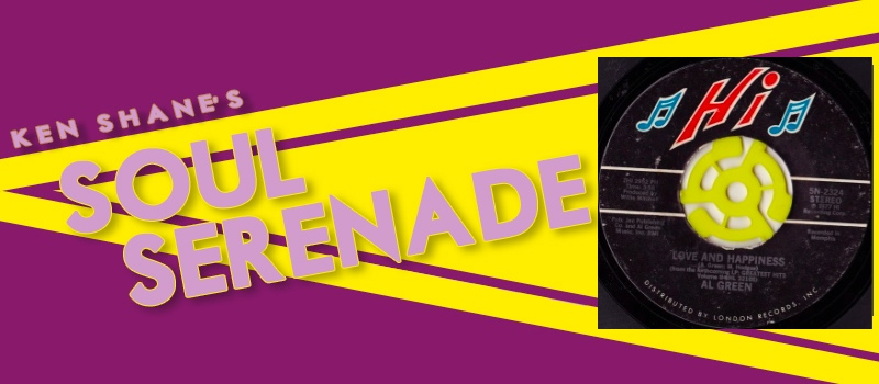 Soul Serenade - Al Green