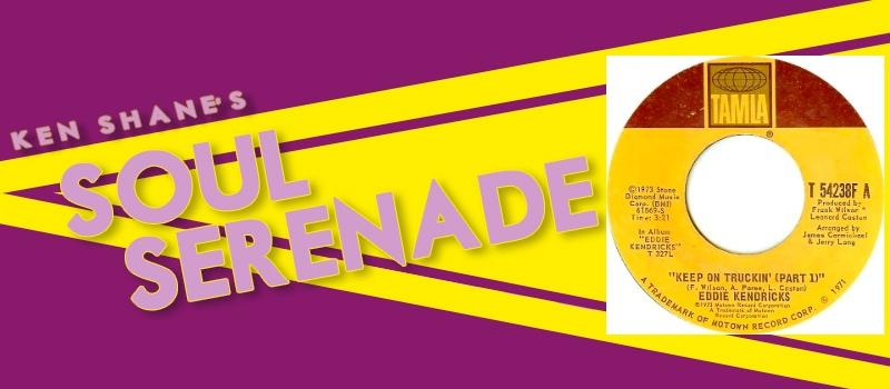 Soul Serenade - Eddie Kendricks