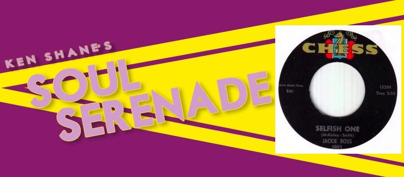 Soul Serenade - Jackie Ross