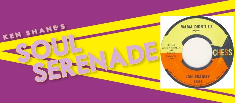 Soul Serenade - Jan Bradley