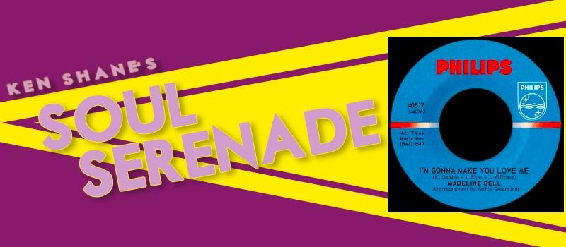 Soul Serenade: Madeline Bell,