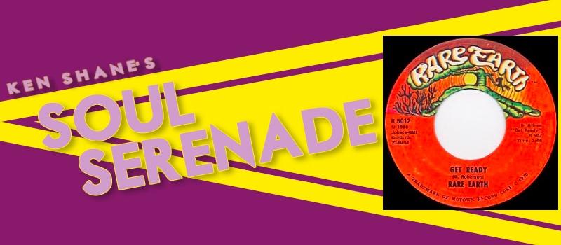 Soul Serenade - Rare Earth