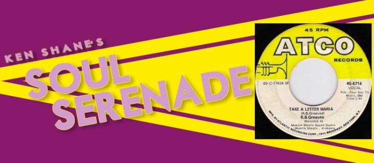 Soul Serenade - RB Greaves