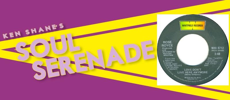 Soul Serenade - Rose Royce