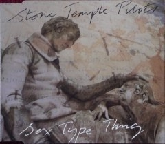 """Stone Temple Pilots - """"Sex Type Thing"""" CD single"""