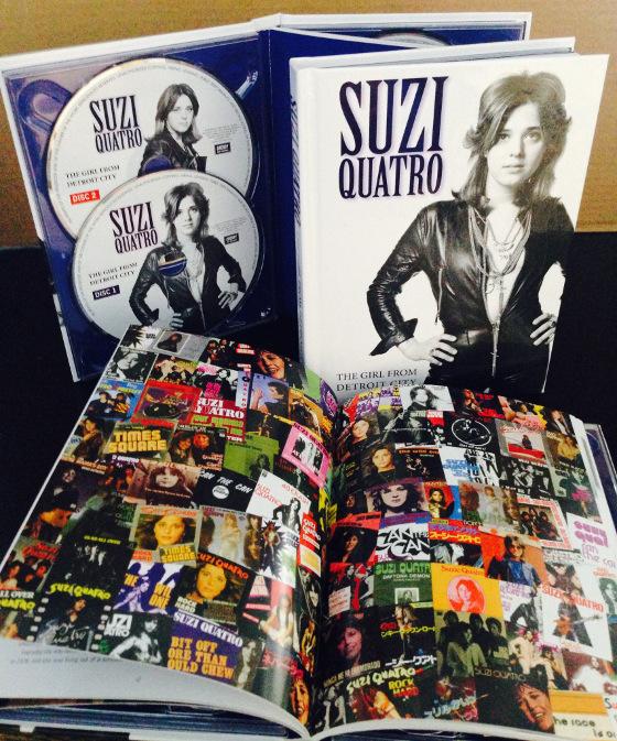 Suzy Quatro Set