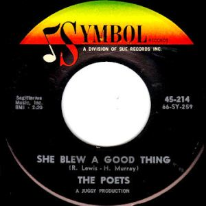 The Poets - She Blew a Good Thing