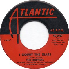 "The Drifters, ""I Count the Tears"""