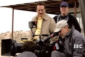 FYI: Renowned cinematographer John Toll shot the pilot of Breaking Bad.