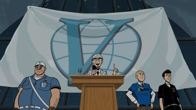 The Venture Bros. screenshot