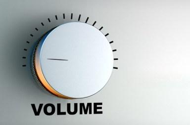 Mellow Metal Songs volume knob