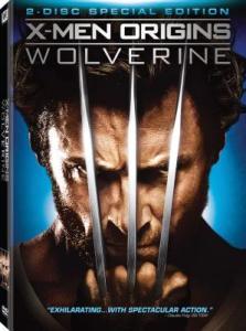 wolverine-dvd