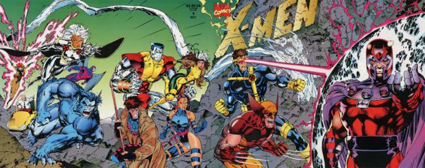 X-Men #1 covers