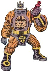Arnim Zola of the comics