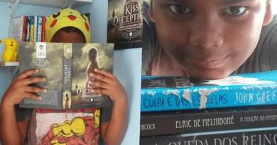 Criança fã de livros que sofreu ataques racistas ganha 350 mil seguidores em 1 dia; confira!