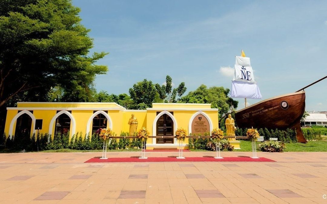 350 years of Mission to Siam