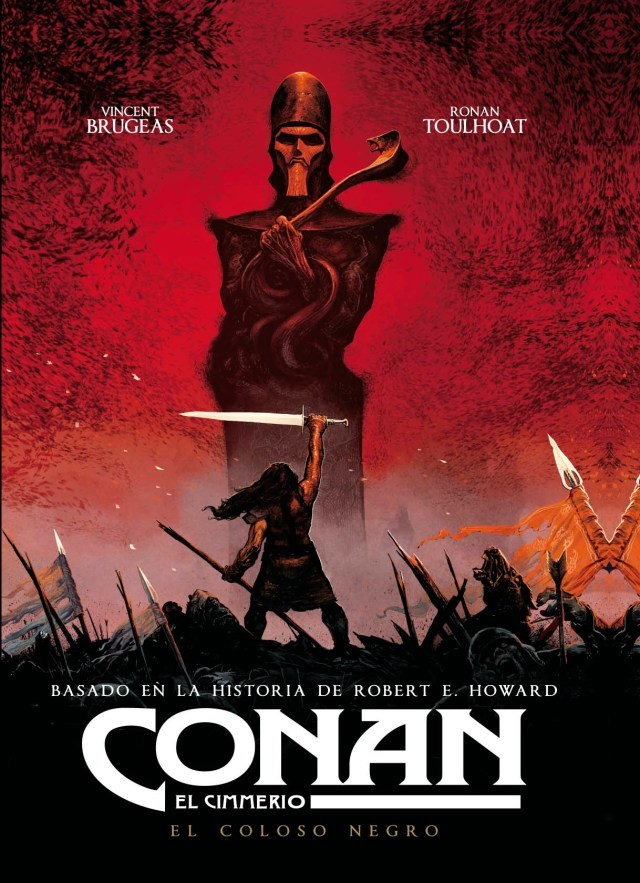 CONAN TOMO 1 pop fiction