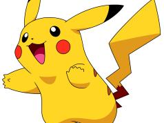 Pokemon's Pikachu