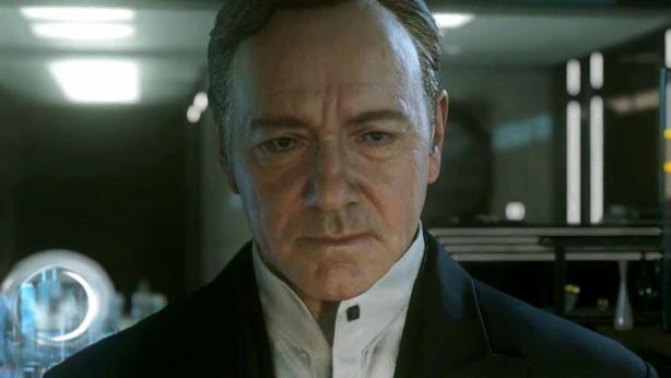 Call of Duty: Advanced Warfare sci-fi themed debut trailer