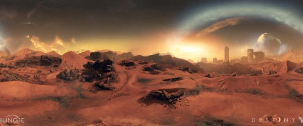 Destiny Mars Panorama