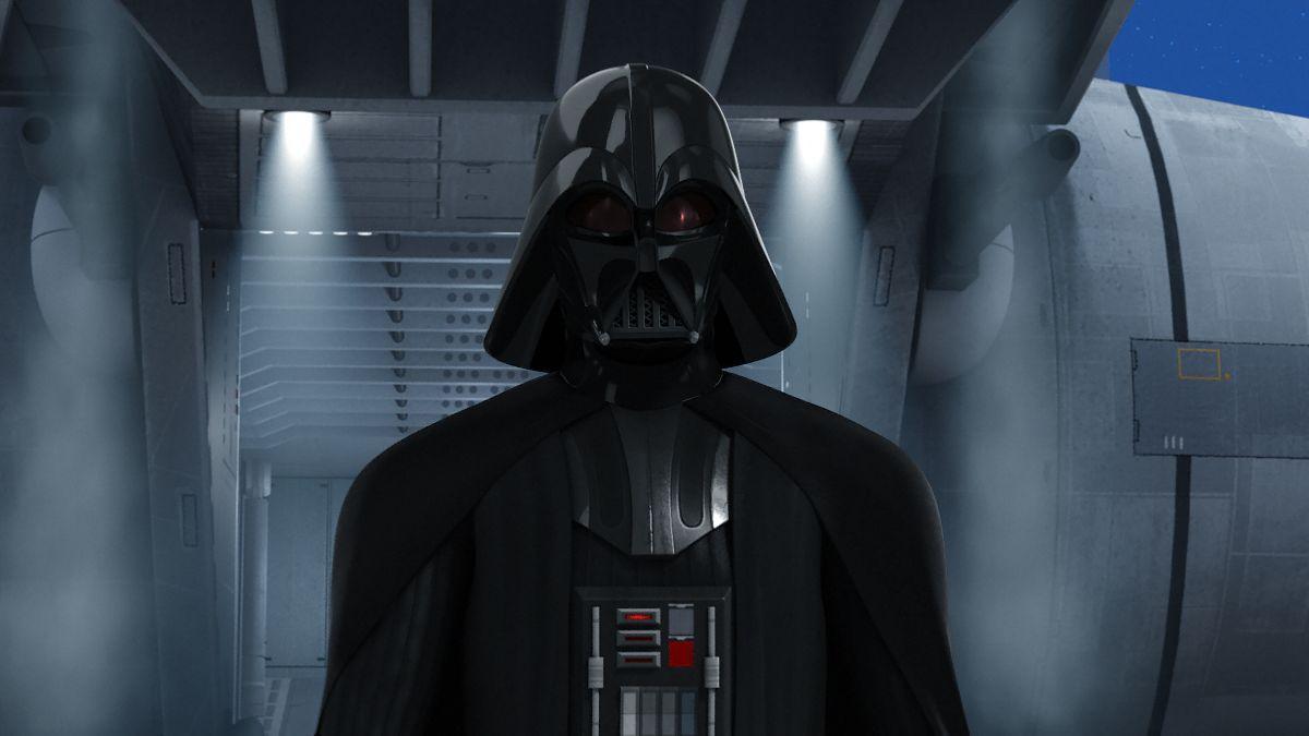 Rebels - Darth Vader1