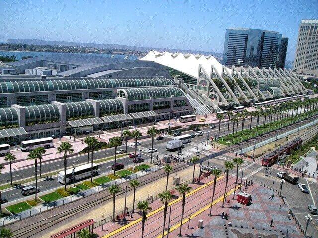 Comic Con - Convention Center