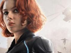 Captain America: Civil War - Black Widow