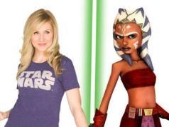 Star Wars Rebels, Star Wars: The Clone Wars - Ashley Eckstein
