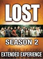"""""""Lost: The Complete Second Season"""" DVD"""