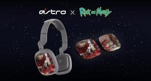 PAX West: Astro Gaming To Host Rick & Morty Creator